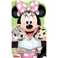 Disney Minnie Mouse Hugs for Friends A hugs book by Disney Minnie Mouse, 9780794430047