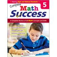 Complete Math Success, Grade 5 by Popular Book Company, 9781942830047