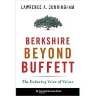 Berkshire Beyond Buffett by Cunningham, Lawrence A., 9780231170048