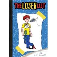 The Loser List by Kowitt, H. N.; Kowitt, H.N., 9780545240048