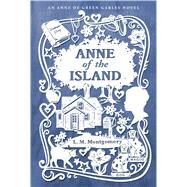 Anne of the Island by Montgomery, L. M., 9781442490048