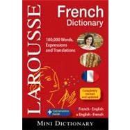 Larousse French Dictionary by Larousse, 9782035700049