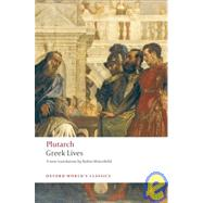 Greek Lives by Plutarch; Waterfield, Robin; Stadter, Philip A., 9780199540051