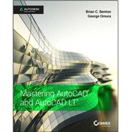 Mastering Autocad 2017 and Autocad Lt 2017 by Omura, George; Benton, Brian C., 9781119240051