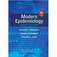 Modern Epidemiology by Rothman, Kenneth J.; Lash, Timothy L.; Greenland, Sander, 9781451190052