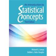 An Introduction to Statistical Concepts: Third Edition by Hahs-Vaughn; Debbie, 9780415880053