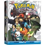 Pokemon Black and White Box Set by Kusaka, Hidenori, 9781421550053