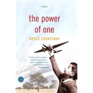 The Power of One by COURTENAY, BRYCE, 9780345410054