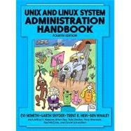 Unix and Linux System Administration Handbook by Nemeth, Evi; Snyder, Garth; Hein, Trent R.; Whaley, Ben, 9780131480056