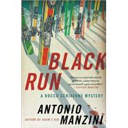 Black Run by Manzini, Antonio, 9780062310057