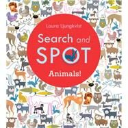 Search and Spot Animals! by Ljungkvist, Laura, 9780544540057