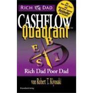 Rich Dad's Cashflow Quadrant : Rich Dad's Guide to Financial Freedom by Kiyosaki, Robert T., 9781612680057