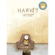Harvey How I Became Invisible by Bouchard, Hervé; Nadeau, Janice; Mixter, Helen, 9781773060057