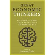 Great Economic Thinkers by Conlin, Jonathan, 9781789140057