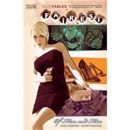 Fairest Vol. 4: Cinderella - Of Men and Mice by ANDREYKO, MARCWILLINGHAM, BILL, 9781401250058