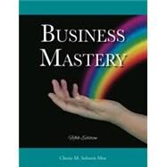 Business Mastery by Cherie Sohnen-Moe, 9781882290059