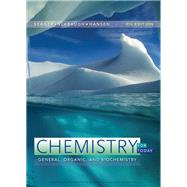 Chemistry for Today General, Organic, and Biochemistry by Seager, Spencer L.; Slabaugh, Michael R., 9781305960060