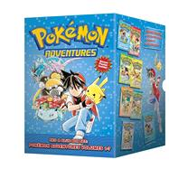 Pokémon Adventures Red & Blue Box Set (set includes Vol. 1-7) by Kusaka, Hidenori, 9781421550060