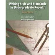 Writing Style and Standards in Undergraduate Reports by Jeter, Sheldon; Donnell, Jeffrey; Macdougall, Colin (CON), 9781932780062
