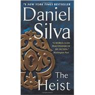 The Heist by Silva, Daniel, 9780062320063