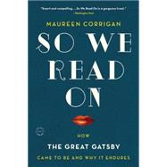 So We Read On by Corrigan, Maureen, 9780316230063
