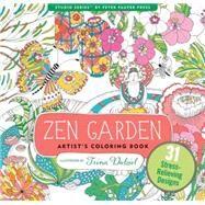 Zen Garden by Dalziel, Trina, 9781441320063