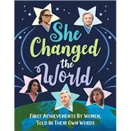 She Changed the World by Time for Kids, 9781547800063