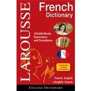 Larousse College Dictionary French-English / English-French by Larousse, 9782035700063