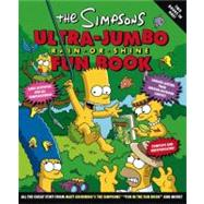 The Simpsons Ultra-jumbo Rain-or-shine Fun Book by Groening, Matt, 9780060950064