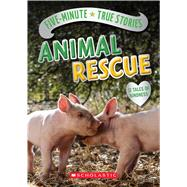 Five-Minute True Stories: Animal Rescue by Andrus, Aubre, 9781338200065