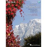 Schumann, Concerto in a Minor, Op. 54 by Schumann, Robert, 9781596150065
