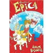 Quests in Epica by Bushnell, Adam; Collins, Ross, 9780993300066