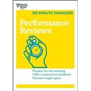 Performance Reviews by Harvard Business Review, 9781633690066