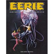Eerie Archives 22 by Jones, Bruce; Hama, Larry; Alcala, Alfredo; Marcos, Pablo, 9781506700069