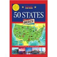 50 States by Editors of Time for Kids Magazine; Maher, John H., III (CON); Meshon, Aaron, 9781683300069