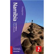 Namibia Handbook, 7th by Williams, Lizzie, 9781910120071