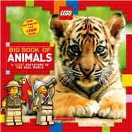 Big Book of Animals (LEGO Nonfiction) by Scholastic, 9781338130072