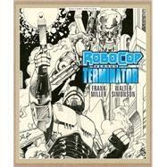 Robocop vs. Terminator Gallery Edition by MILLER, FRANKSIMONSON, WALTER, 9781616550073
