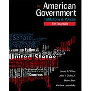 American Government by Wilson/Diiulio/Bose, 9781305500075
