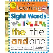 Wipe Clean: Learning Sight Words by Priddy, Roger, 9780312520076