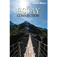 Essay Connection : Readings for Writers by Bloom, Lynn Z., 9780840030078