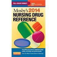 Mosby's 2014 Nursing Drug Reference by Skidmore-Roth, Linda, R.N., 9780323170079