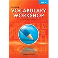 Vocabulary Workshop ©2013 Enriched Edition Level C, Student Edition (66282) by SADLIER, 9780821580080