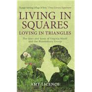 Living in Squares, Loving in Triangles by Licence, Amy, 9781445660080