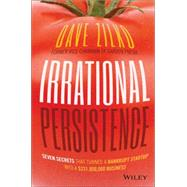 Irrational Persistence by Zilko, Dave, 9781119240082