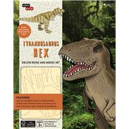 Incredibuilds - Tyrannosaurus Rex by Insight Editions (CRT), 9781682980088