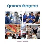Loose-leaf for Operations Management by Stevenson, William J, 9781259580093