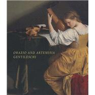 Orazio and Artemisia Gentileschi by Christiansen, Keith; Mann, Judith W., 9780300200096