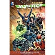 Justice League Vol. 5: Forever Heroes (The New 52) by JOHNS, GEOFFREIS, IVAN, 9781401250096