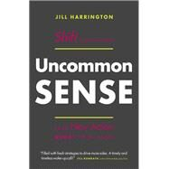 Uncommon Sense by Harrington, Jill, 9781773270098